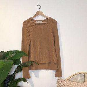 Peach Lovers + Friends Knit Sweater!